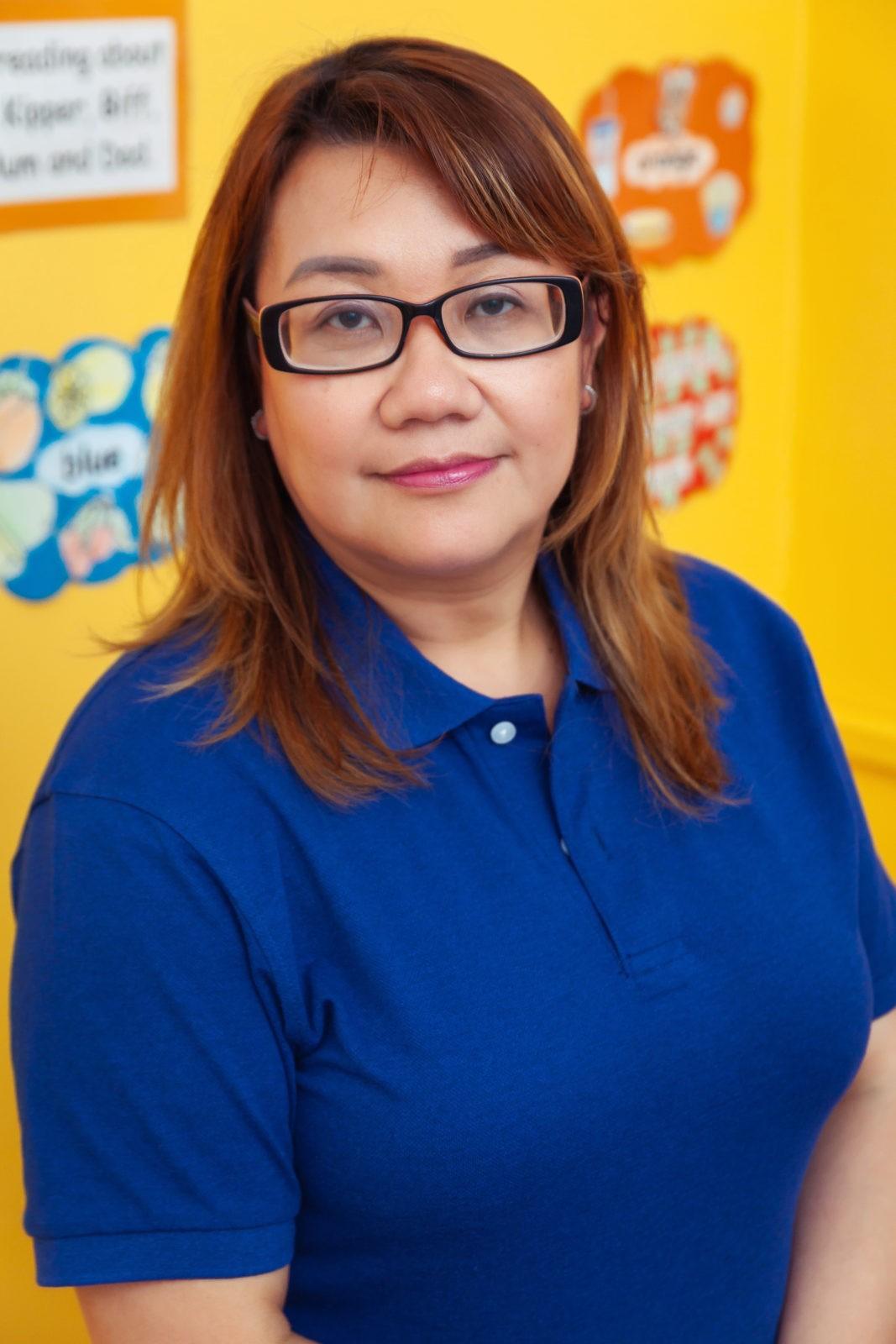 Miss Maria Teacher Assistant