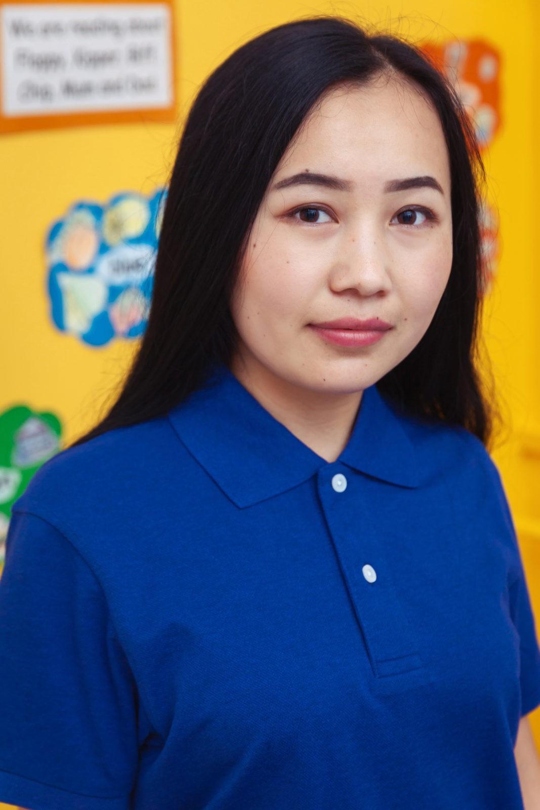 Miss Nur Teacher Assistant